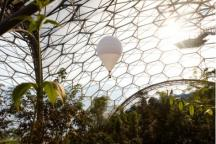 Balloon Flights in The Eden Project