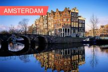 Amsterdam Tickets and Offers