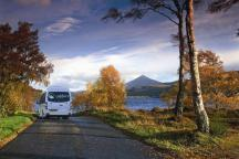 Coach tours of Scotland departing from Edinburgh