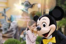 Disneyland Paris - wo Träume wahr werden und Kinderaugen leuchten