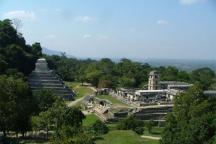 México Agua Azul, Misol-Ha, Palenque