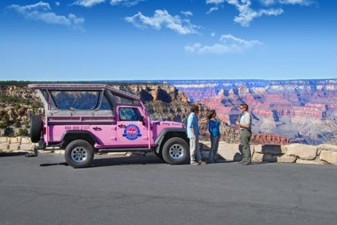 Good Grand Canyon Pink Jeep Tours | Grand Canyon Sightseeing | Discount Tickets  | 365 Tickets
