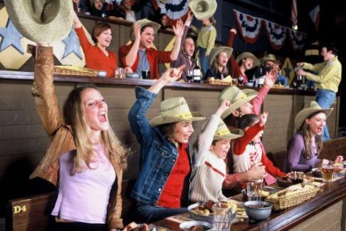 Buffalo Bill s Wild West Show Disney Paris Tickets 92ea2d841efb