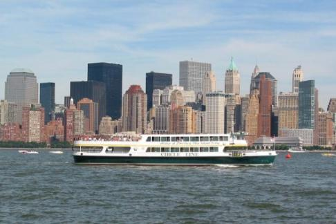 Image For Circle Line Sightseeing Cruises - 4th of July Fireworks Cruise Premium Experience