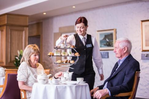 Click to view details and reviews for Afternoon Tea At The Ballygally Castle Hotel.