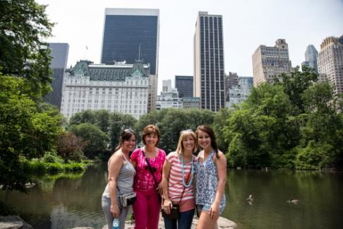Image For Central Park TV & Movie Sites Walking Tour