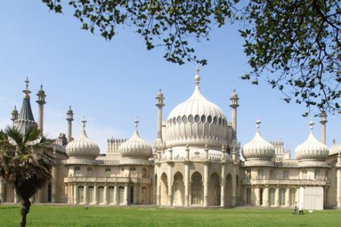 Add Royal Pavilion
