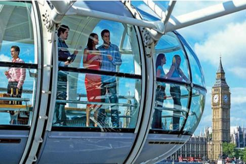 Click to view details and reviews for Windsor Castle Standard Ticket London Eye.