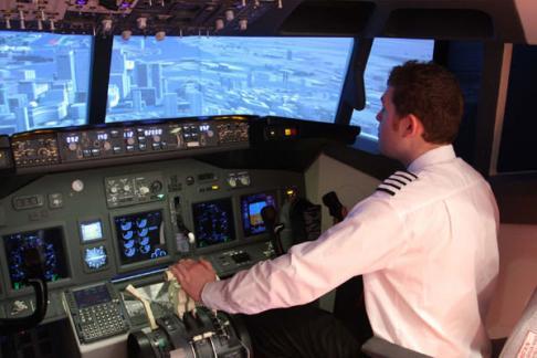 30 Minute Fighter Pilot Flight Simulator Experience - Gift