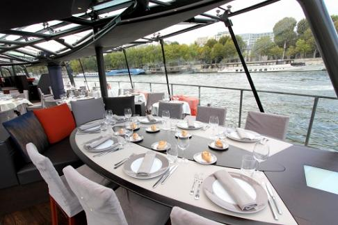 Click to view details and reviews for Bateaux Parisiens Christmas Lunch Cruise.