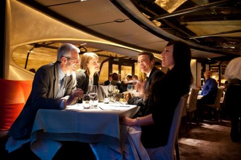 Bateaux Parisiens - New Year's Eve Dinner Cruise