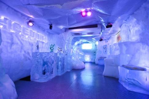 Image result for ice bar amsterdam