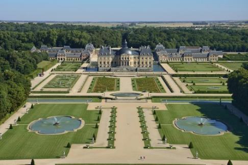 Click to view details and reviews for Vaux Le Vicomte Castle.