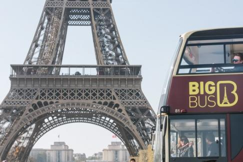 Click to view details and reviews for Grevin Museum Big Bus Paris 1 Day Tour.