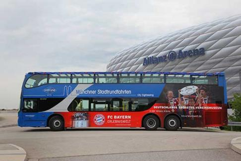 Click to view details and reviews for Fc Bayern Soccer Tour Munich.