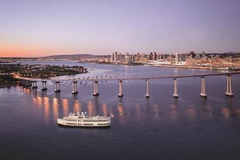 Image For Hornblower - San Diego - 1 Hour Harbor Cruise