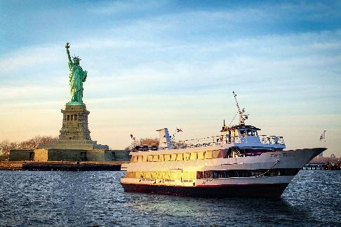 Image For Hornblower - New York City - Jazzy Champagne Brunch Cruise