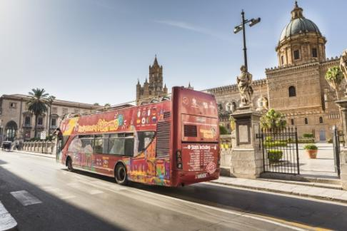 Click to view details and reviews for City Sightseeing Palermo Hop On Hop Off Tour.