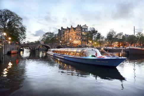 Click to view details and reviews for 100 Highlights Cruise Amsterdam.