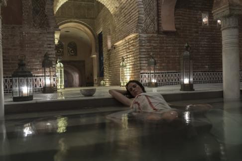 Hammam Al Ándalus Arab Baths Granada