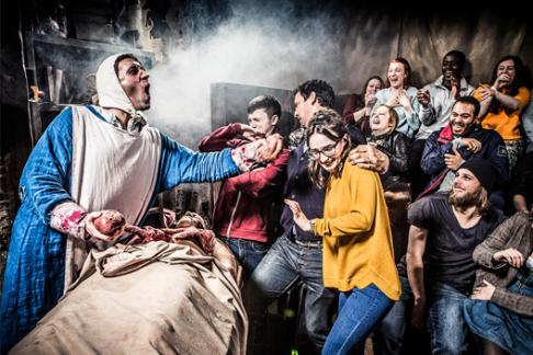 Image result for the london dungeon