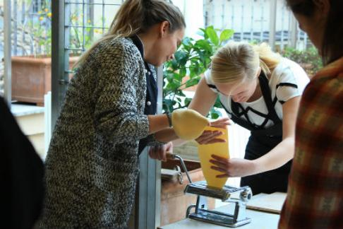 Click to view details and reviews for Pasta Making Class Cook Dine Drink Wine With A Local Chef.