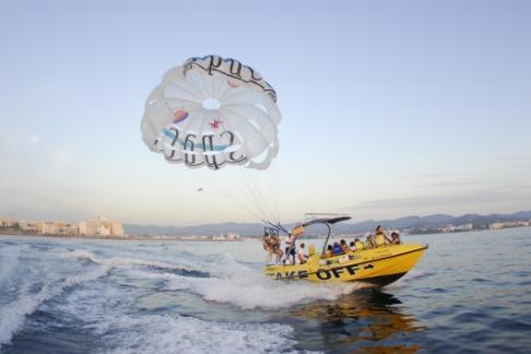saut en parachute ibiza
