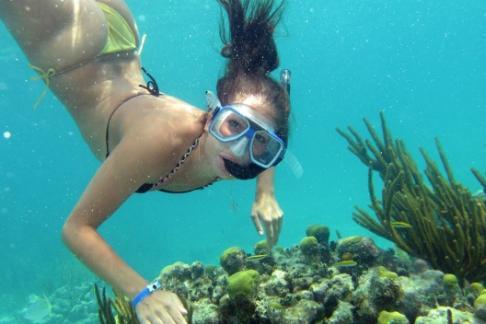Snorkelling - Acapulco