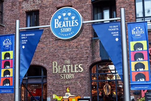 Click to view details and reviews for The Beatles Story Museum Sandwich Beer Meal Deal.