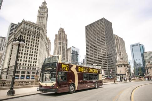 Click to view details and reviews for The Big Bus Chicago Classic Ticket 1 Day.