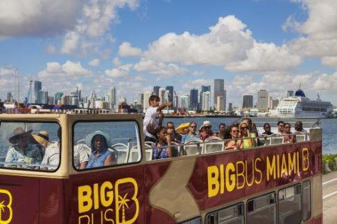 Click to view details and reviews for Big Bus Miami Premium Ticket.