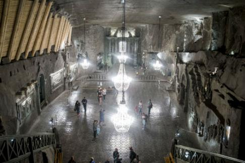 Click to view details and reviews for Wieliczka Salt Mine Tour Afternoon Guided Tour.