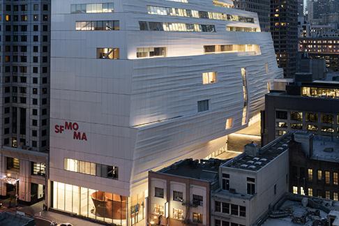 Madame Tussauds + Museo de Arte Moderno de San Francisco