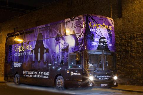 Dublin GhostBus Tour