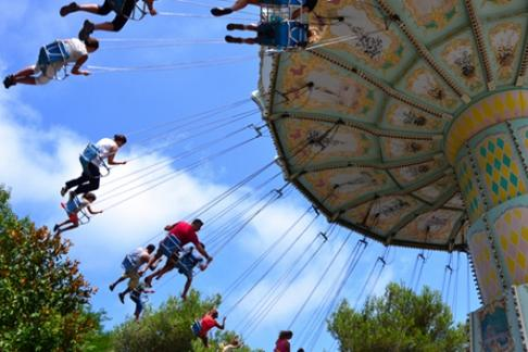 Click to view details and reviews for Tibidabo Amusement Park Panoramic Ticket.