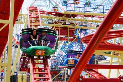 Click to view details and reviews for Luna Park Thrill Seeker All Day Pass.
