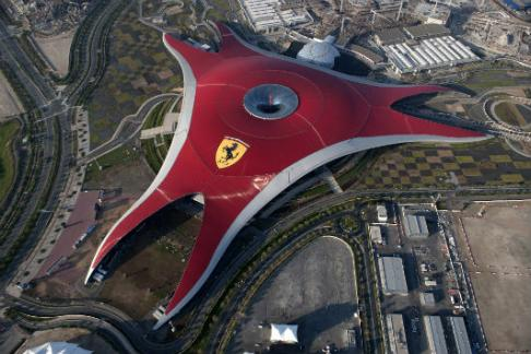 Yas Waterworld + Ferrari World - 2 Días / 2 Parques