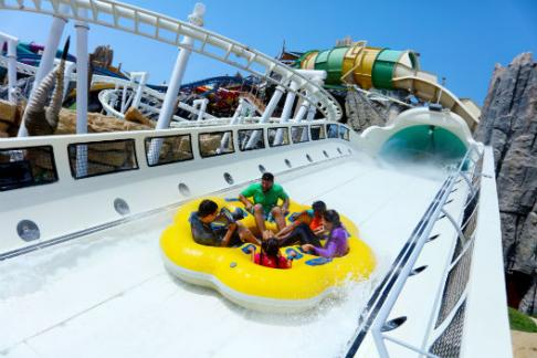 Yas Waterworld Tickets Discounts And Cheap Deals