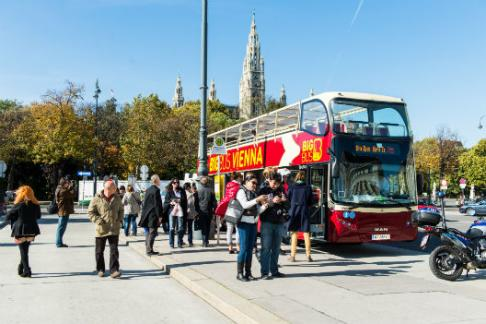 Click to view details and reviews for Big Bus Vienna Deluxe Ticket.