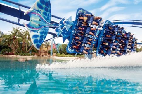 3 Park Lite Ticket Seaworld Busch Gardens Tampa Bay Aquatica