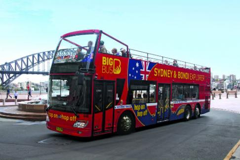 Click to view details and reviews for Big Bus Sydney Premium Ticket.