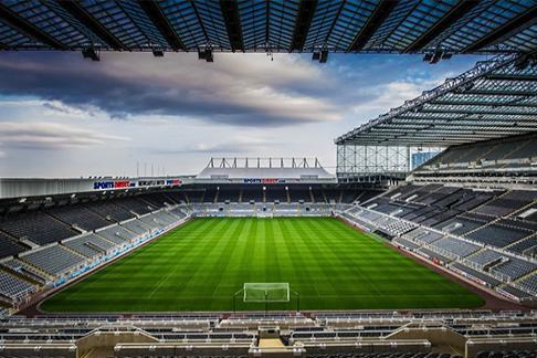 Newcastle United Football Club - Classic Stadium Tour