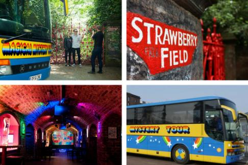 Click to view details and reviews for The Magical Mystery Tour Liverpool.