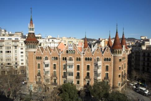 Casa de les punxes in barcelona tickets discounts cheap deals 365tickets uk - Casa de las punxes ...