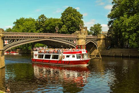 Click to view details and reviews for City Cruises York Bishopthorpe Palace Christmas Cruise Black Friday.