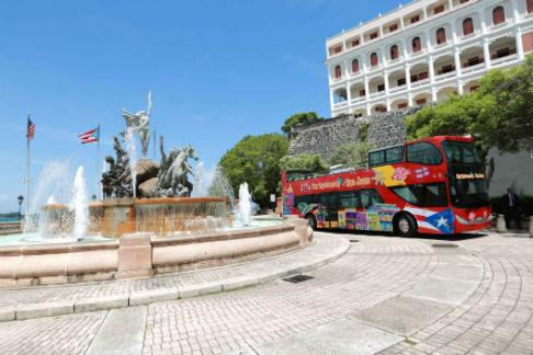 Click to view details and reviews for City Sightseeing San Juan Hop On Hop Off.