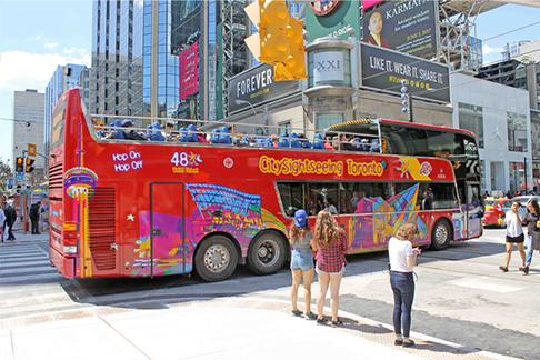 Click to view details and reviews for City Sightseeing Toronto Hop On Hop Off.