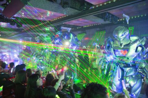 Click to view details and reviews for Robot Restaurant Tokyo.