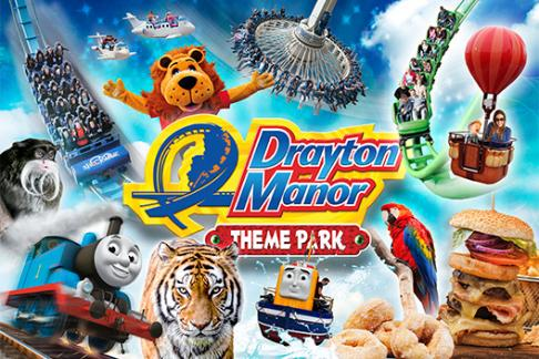Drayton Manor Park Tickets Offers Discounts Amp Cheap