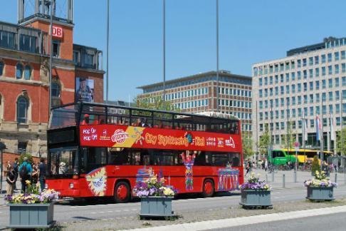 City Sightseeing Kiel Hop On Hop Off